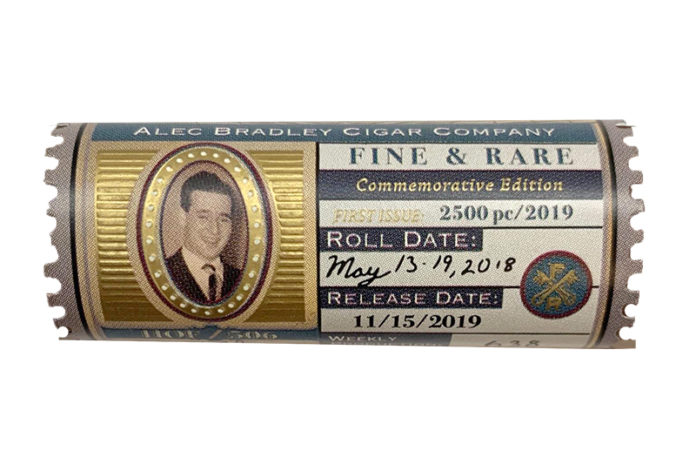 Alec Bradley Cigar Co. Announces Fine & Rare HOF / 506