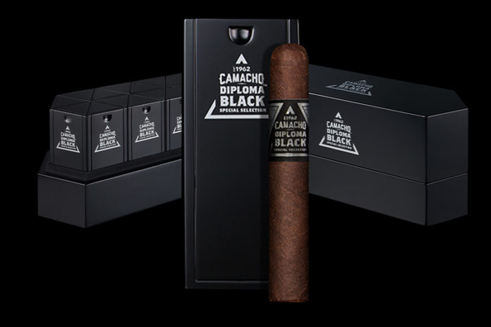 Camacho Black Special Selection Robusto Arrives in Retail