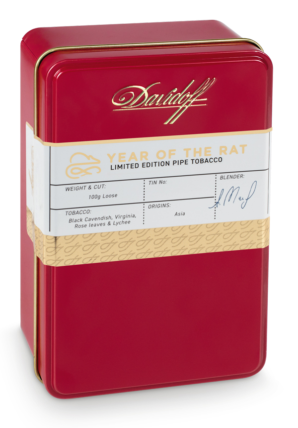 Davidoff Year of the Rat | Pipe Tobacco