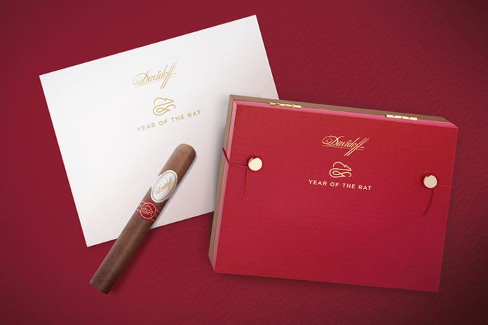 Davidoff Year of the Rat | Cigar