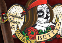 Drew Estate Announces Release of Fat Bottom Betty Gordito