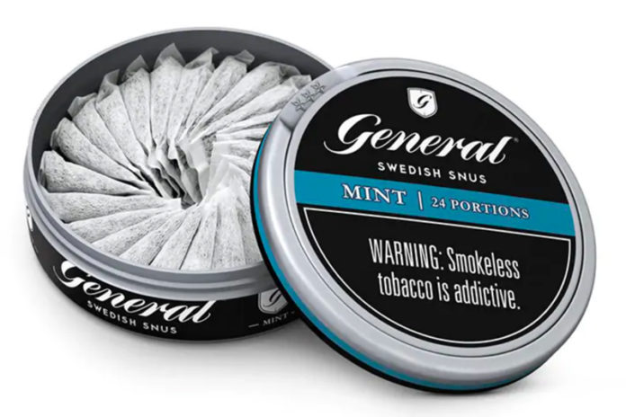 FDA Grants First-Ever Modified Risk Orders to General Snus