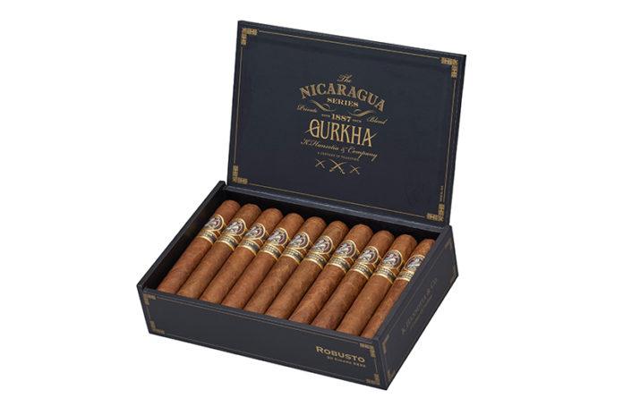 Gurkha Cigars Nicaragua Series