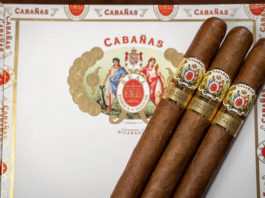 JR Cigar Brings Back Cuban Cigar Brand Cabañas