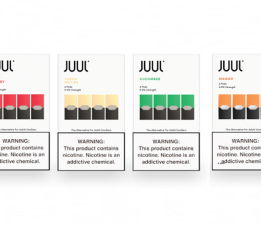 JUUL Labs To Suspend Sale of Non-Tobacco and Non-Menthol Flavors in U.S.