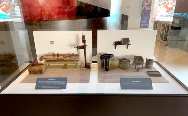 Montergarden Museum | Erik Stokkebye Exhibit