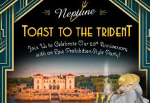 Neptune Cigar Celebrates 20th Anniversary With Toast To The Trident Party