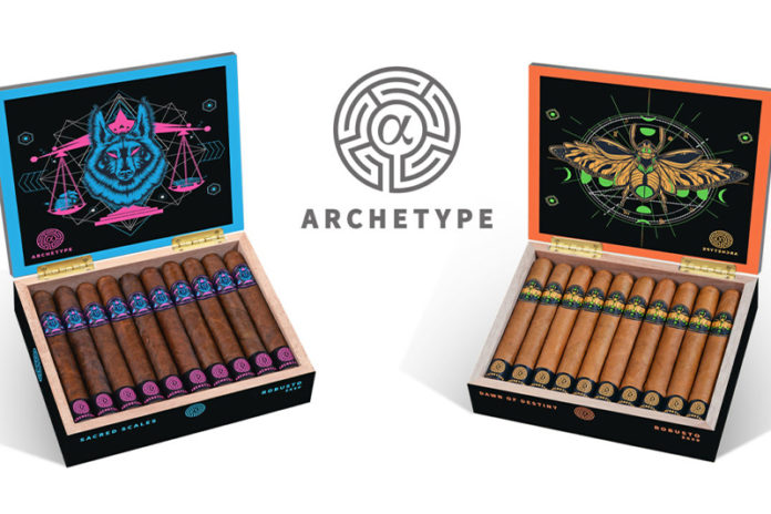 Ventura Cigar Company Releases Archetype Chapter 3