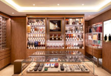 Davidoff opens Flagship Store at Hong Kong's The Landmark