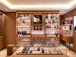 Davidoff opens Flagship Store at Hong Kong's The Landmark