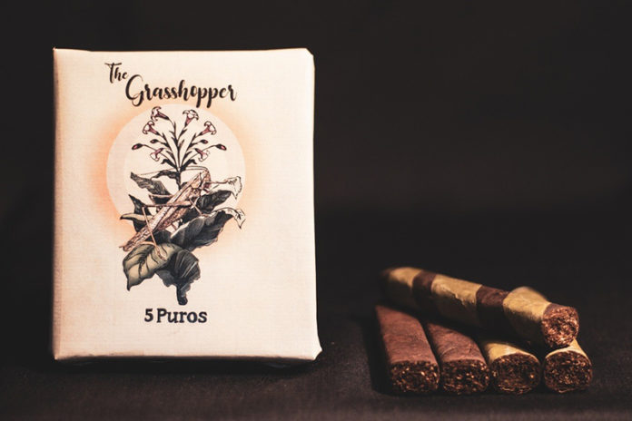 Foundation Cigar Company to introduce latest event-only cigar, The Grasshopper