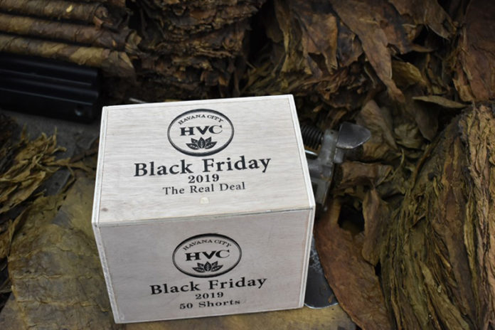 HVC Cigars Releases Black Friday 2019 Edition