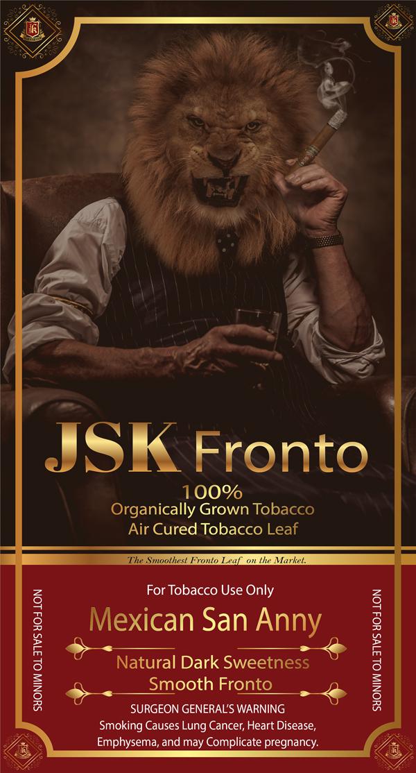Jas Sum Kral Debuting JSK Fronto at TPE 2020