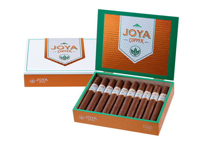 Limited Edition Joya Copper Coming to Cigars International