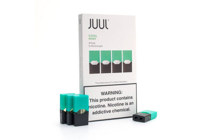 JUUL Labs to End Sale of Mint-Flavored Products