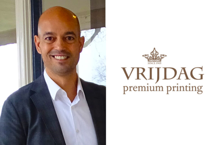 Vrijdag Premium Printing expands sales team with Qarimi hire