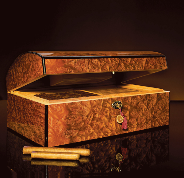 Daniel Marshall Treasure Humidor