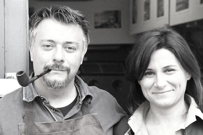 Regina Scarlatta Pipes Cristian and Cinzia Galeazzi