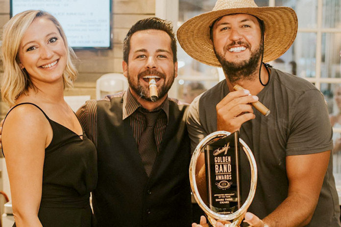 Shore Thing Cigars | Tiffany Ashley, Paul Copeland, Luke Bryan