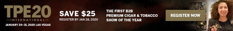 TPE 2020 Tobacco Plus Expo