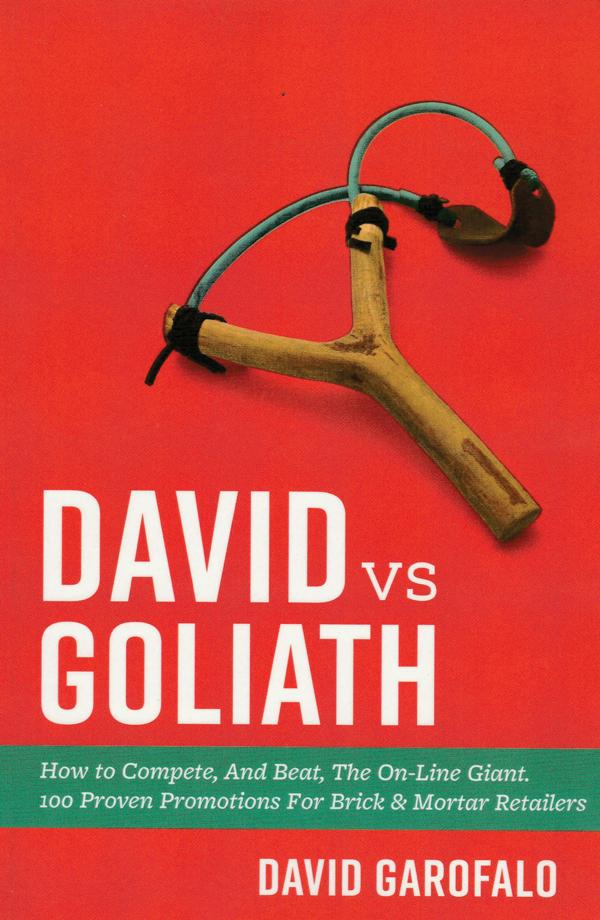 David Garofalo   2 Guys Smoke Shop   David vs. Goliath