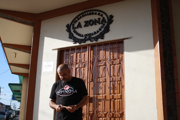 Erik Espinosa   Espinosa Cigars La Zona Factory