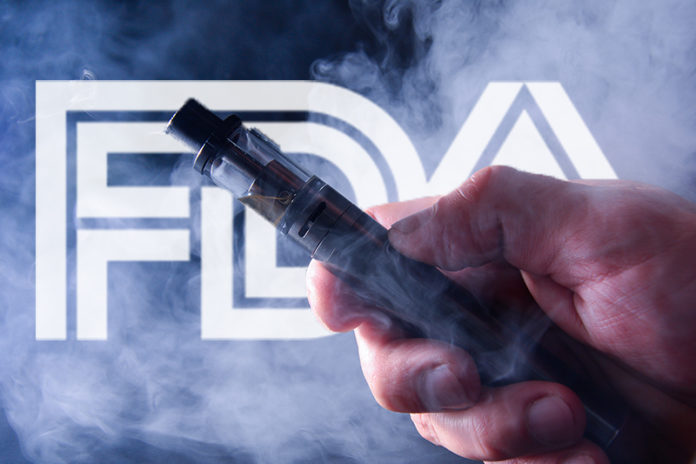 FDA Finalizes Enforcement Policy on Unauthorized Flavored Cartridge-Based E-Cigarettes