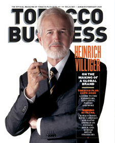 Tobacco Business January/February 2020 Cover