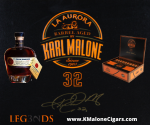Karl Malone Barrel Aged by La Auroa
