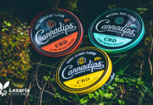 Lexaria Bioscience Corp. and Cannadips CBD Announce Licensing Agreement