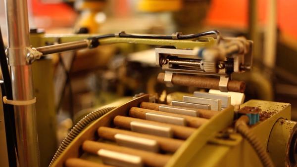 Machine-Made Cigars