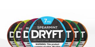 Dryft | Modern Nicotine Oral Pouches