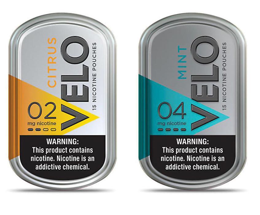 Velo | Modern Nicotine Oral Pouches