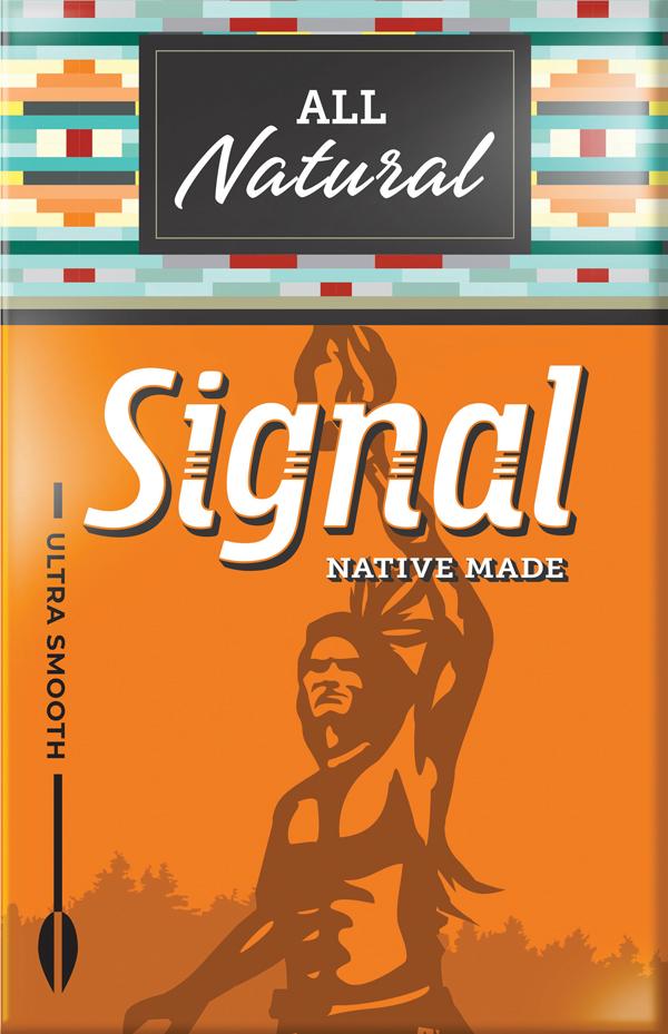Singal Cigarette Rebrand | Ohserase Manufacturing