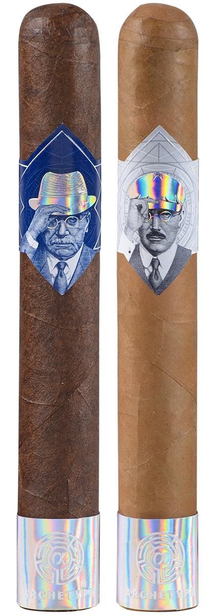 Ventura Cigar | Archetype Master and Pupil