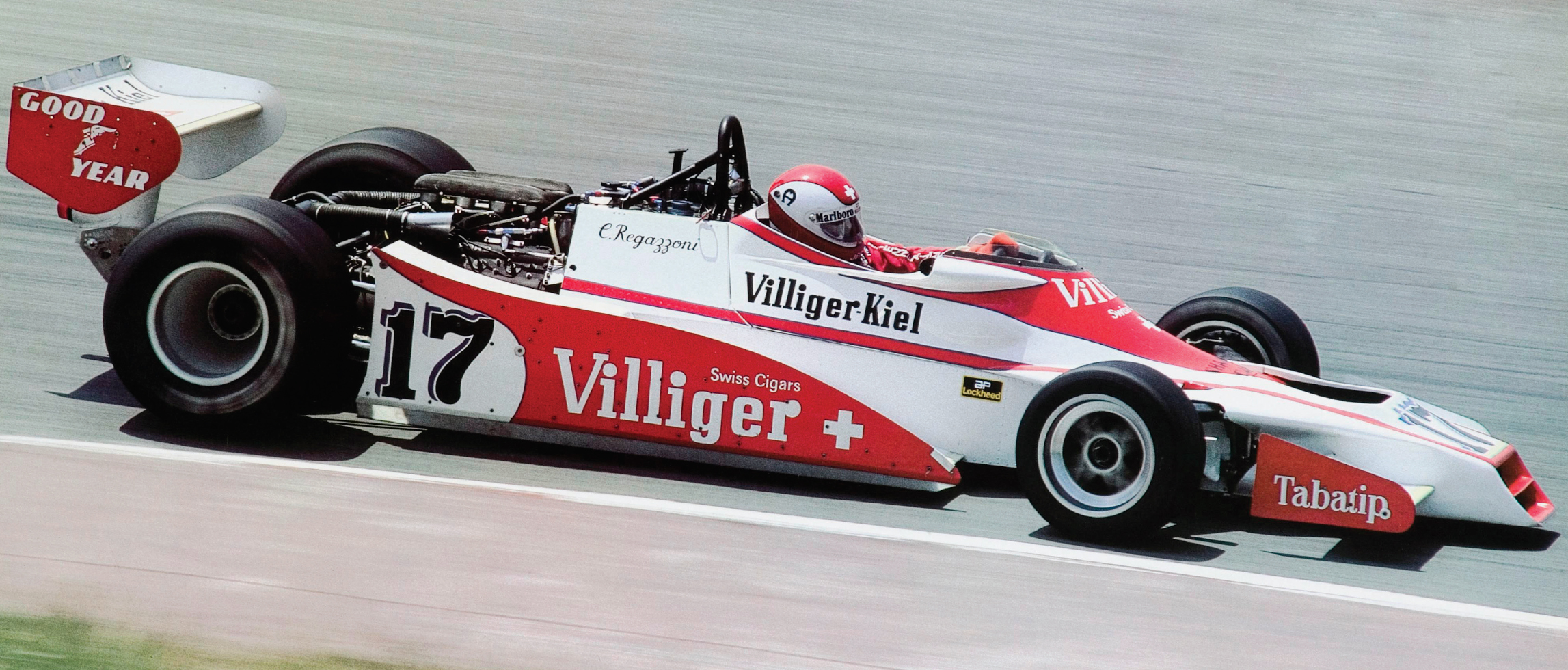 Villiger Cigars | Formula 1 Race Car