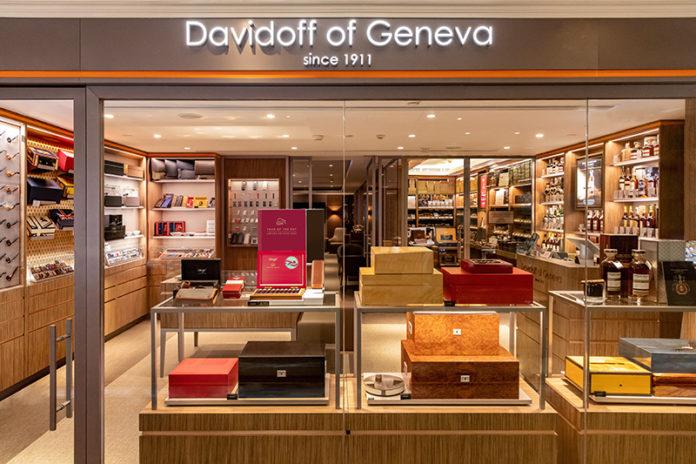 Davidoff - Hong Kong