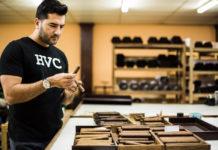 HVC Cigars' Reinier Lorenzo
