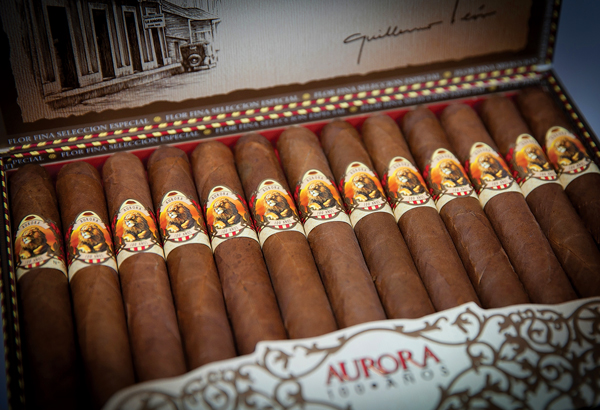 Cien Anos by La Aurora Cigars