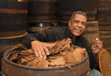 Manuel Inoa | Master Blender for La Aurora Cigars