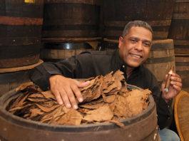 Manuel Inoa   Master Blender for La Aurora Cigars