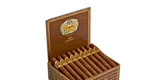 Altadis U.S.A. Unveils New Look for 1844 Traditional Line