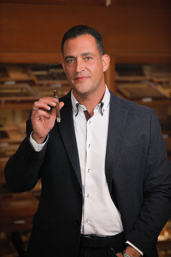 Royal Agio Cigars U.S.A. | George Margioukla