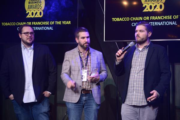 Tobacco Business Awards 2020   Cigars International
