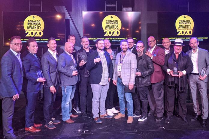 Tobacco Business Awards 2020 Winners