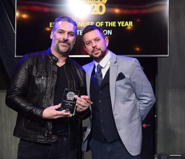 Tobacco Business Awards 2020   Pete Johnson