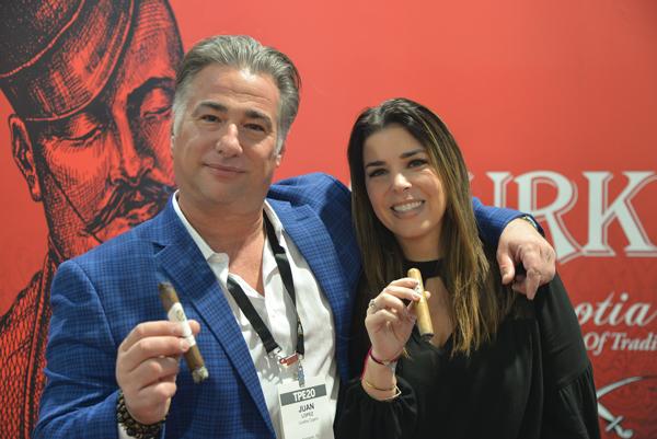 TPE 2020   Juan Lopez, Christine de Martinez