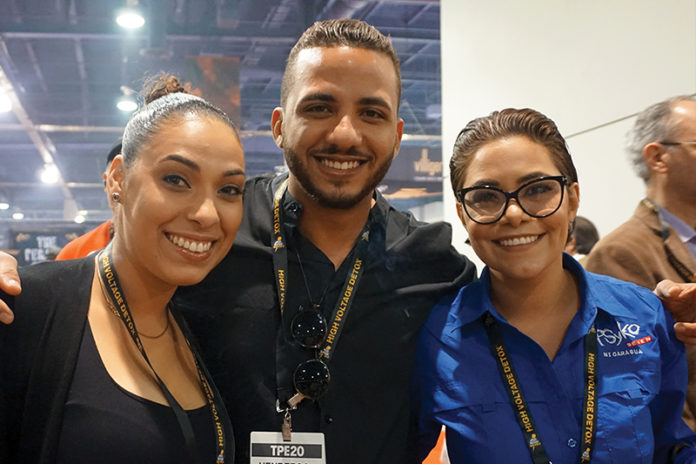 TPE 2020   Amy Tejada, Henderson Ventura, Indiana Ortez