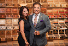 Nick and Janine Perdomo | Perdomo Cigars