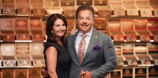 Nick and Janine Perdomo | Perdomo Cigars